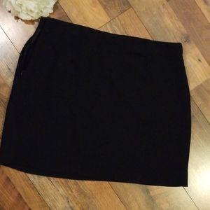 Derek Lam Skirts - Derek Lam Black Dress Skirt